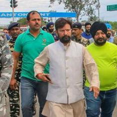 Editors Guild of India asks J&K governor to take action against BJP MLA for warning journalists