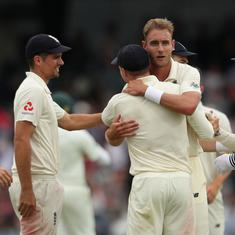 England hand Pakistan innings defeat in second Test, level two-match series 1-1