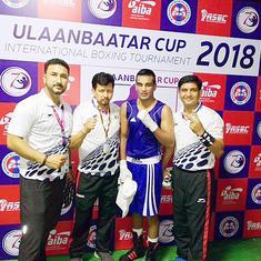 Boxing: Mandeep Jangra bags gold as India finish with 9 medals at Ulaanbaatar Cup
