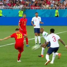 Fifa World Cup – as it happened: Januzaj's winner puts Belgium on top of group G
