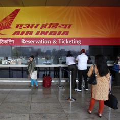 Air India flight to New Delhi returns to Milan after passenger tries to enter cockpit