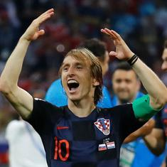 'The year of Luka'? Modric poised to end Messi and Ronaldo's football awards duopoly