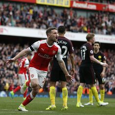 At long last, Arsenal offered some semblance of grit in their 2-2 draw against Manchester City