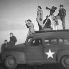 'Five Came Back' documentary: When Hollywood directors became wartime heroes