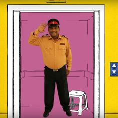 In Marathi web series 'Liftman', an elevator operator explores the ups and downs of life