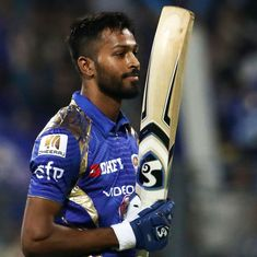 Hardik Pandya is looking good in nets but have to be mindful of his injury: MI coach Jayawardene