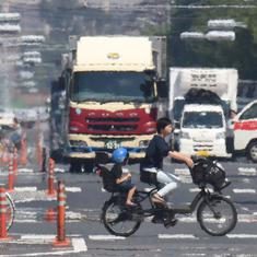 Feeling the heat: Tokyo gears up for 'most severe' Summer Olympics