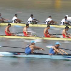 Former bronze medallists Sawarn Singh, Dushyant in India's rowing squad for Asian Games