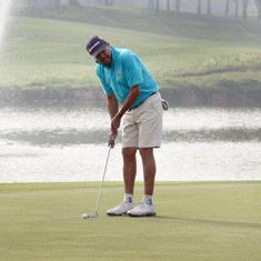 An IPL-like league needed for golf: Kapil Dev reckons Indian golfers will soon make great strides