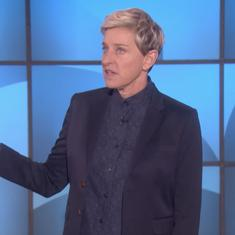 Watch: Ellen DeGeneres jokes Prince Harry and Meghan Markle must thank her for their marriage