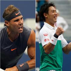 US Open semi-finals preview: Nishikori and Del Potro stand in the way of a Nadal-Djokovic final