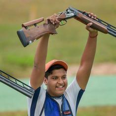 एशियाई खेल 2018 : शार्दुल विहान ने शूटिंग में रजत पदक जीता, पुरुष कबड्डी में भारत को झटका