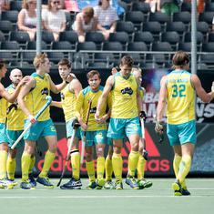 Champions Trophy hockey final, as it happened: India go down 1-3 in shootout against Australia