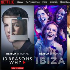 India's Netflix library is the streaming giant's sixth-largest, a study finds