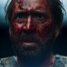 'Mandy' trailer: Fire, fury and a vengeful Nicolas Cage
