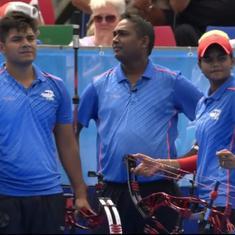 Archery World Cup: Abhishek Verma, Jyothi Surekha Vennam clinch mixed team bronze in Berlin