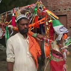 उत्तर प्रदेश : कांवड़ लेकर जाने पर मुस्लिम व्यक्ति को मस्जिद से निकाला