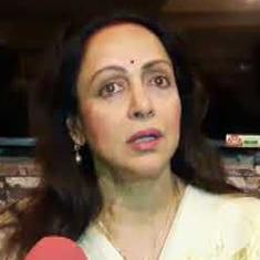 Watch: Hema Malini said she could become 'CM in a minute'. Of which state, though?