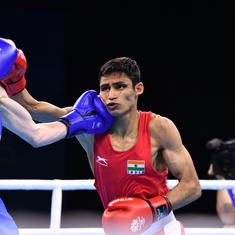 Boxing: Trials in only 2 categories as Gaurav Solanki, Vikas Krishnan named in Asian Games squad
