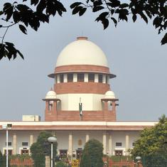 Supreme Court orders sealing of nine properties of real estate company Amrapali Group