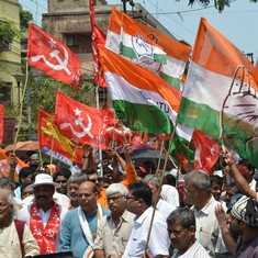 West Bengal: Congress contested fewer seats, but won more than its ally, the CPI(M)