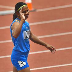 Will participate in big competitions outside India to prepare for Tokyo 2020: Dutee Chand
