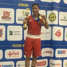 Boxing: Mary Kom wins gold medal, Manisha clinches silver at Silesian Championships