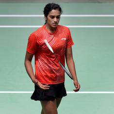 Badminton: PV Sindhu, Vaishnavi Bhale, Ashmita Chaliha reach Senior Nationals semi-final