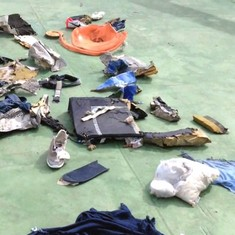 EgyptAir crash: Forensic experts say human remains point to an explosion on the flight