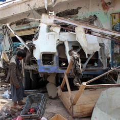 Yemen: Air attack on school bus was unjustified, admits Saudi-UAE coalition