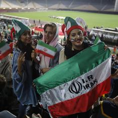 Despite elimination, Iran's World Cup campaign was a victory for female football fans back home