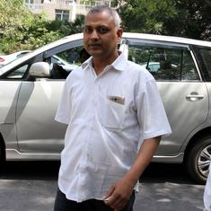 2014 alleged assault of African woman: Delhi court orders framing of charges against Somnath Bharti