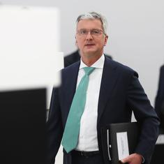 Audi CEO Rupert Stadler arrested in diesel emissions probe in Germany