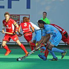 U-23 Hockey: Indian girls beat Belgium in six-nations tournament, boys held to a 1-1 draw