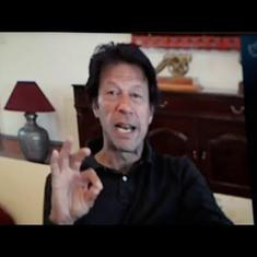 Julian Assange's 2012 interview with Imran Khan may still offer glimpses of the next Pak PM's plans