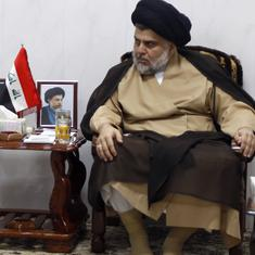 Iraq elections: Bloc led by anti-US, anti-Iran Shia cleric wins the most seats