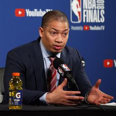 Cleveland Cavaliers coach Tyronn Lue reveals anxiety treatment, other health issues