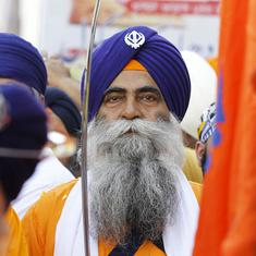 This village near Lahore serves as a reminder of Sikhism's diverse past