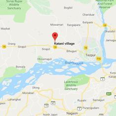 Assam: Mob ties woman to a pole, beats her up on suspicion of child-lifting