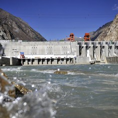 Hydropower surges across the Himalayas