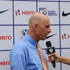 'Silly individual errors cost India the match': Stephen Constantine on defeat to New Zealand