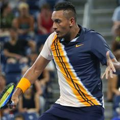 Nick Kyrgios needs to understand work ethic: Federer sounds note of caution