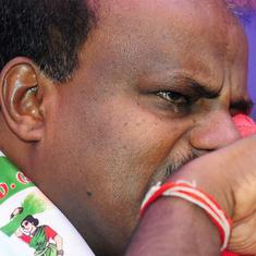 'You vote for Narendra Modi and expect me to solve your problem': HD Kumaraswamy snaps at protestors