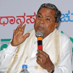 Karnataka: Congress MLAs who didn't attend meet will have to explain absence, says Siddaramaiah