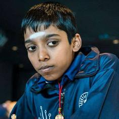 Tata Steel India chess: Praggnanandhaa impresses against Anand and tournament leader Nakamura