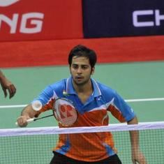 Australian Open badminton: Manu Attri and B Sumeeth Reddy go down to top seeds in semi-finals