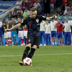 'There will be excess power and energy': Fatigue a non-issue, says Croatia's Ivan Rakitic