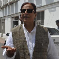 गिराएं ताजमहल को, क्यों खड़ा है ये गुलामी की निशानी : आजम खान
