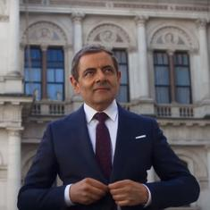 'Johnny English Strikes Again' trailer: Rowan Atkinson tackles a cyber-attack