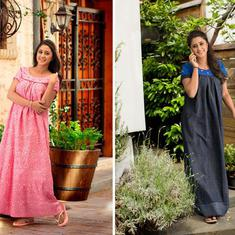 The US is discovering what India has known for decades: The nightie is the perfect daywear